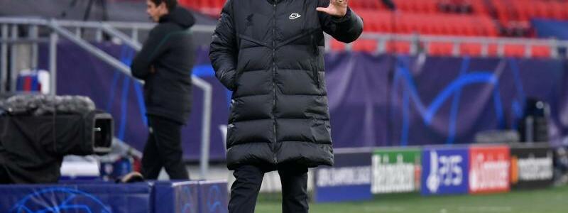 Liverpool-Coach - Foto: Marton Monus/dpa