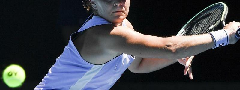 Australian Open - Foto: Andy Brownbill/AP/dpa