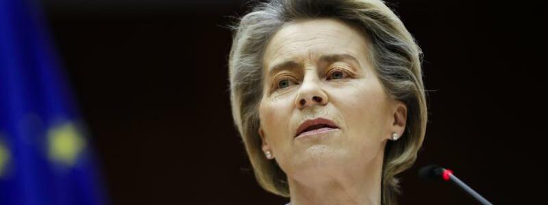 Ursula von der Leyen - Foto: Francisco Seco/AP/dpa