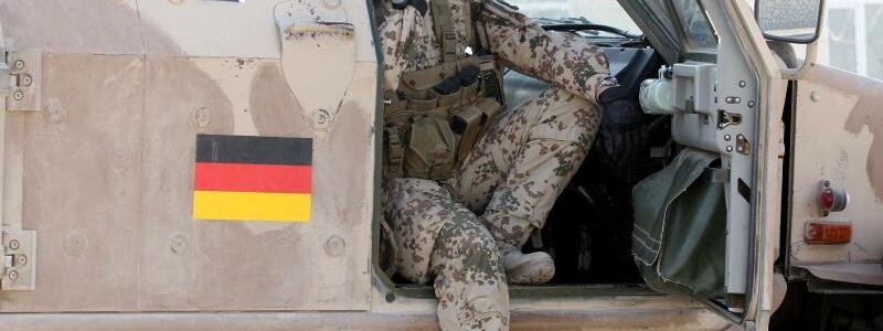 Bundeswehr in Afghanistan - Foto: Maurizio Gambarini/dpa