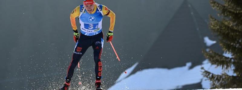 Biathlon-WM - Foto: Sven Hoppe/dpa