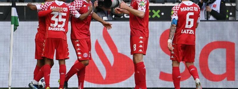 Mainz 05 siegt - Foto: Federico Gambarini/dpa-POOL/dpa