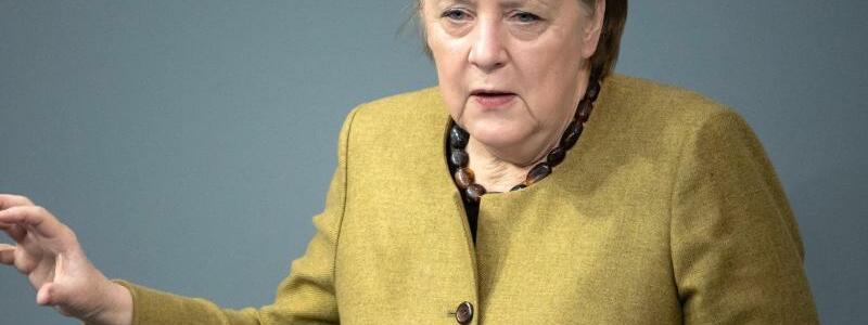 Angela Merkel - Foto: Bernd von Jutrczenka/dpa