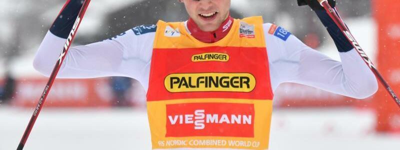Jarl Magnus Riiber - Foto: Barbara Gindl/APA/dpa