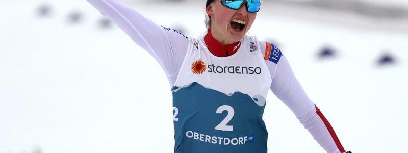 Gyda Westvold Hansen - Foto: Karl-Josef Hildenbrand/dpa