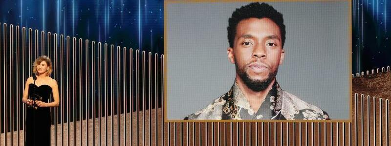 Chadwick Boseman - Foto: Christopher Polk/NBC/ZUMA Wire/dpa