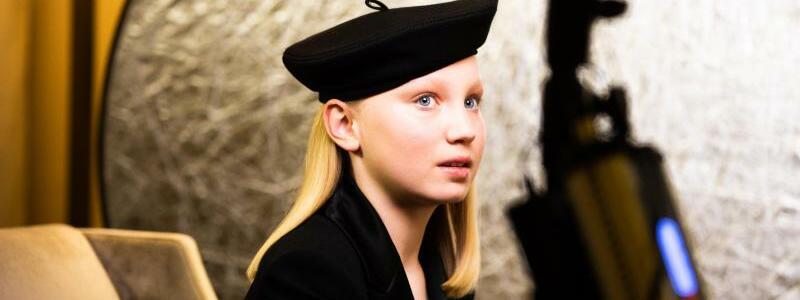 Helena Zengel - Foto: Magdalena H?fner/magdalena hoefner photography /dpa