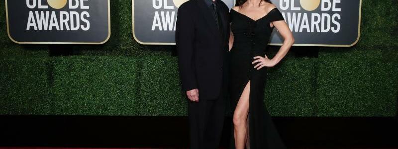 Michael Douglas und Catherine Zeta-Jones - Foto: Cindy Ord/NBC/ZUMA Wire/dpa