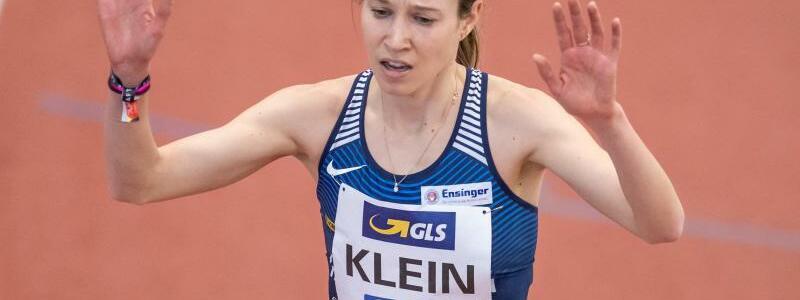 Hanna Klein - Foto: Bernd Thissen/dpa