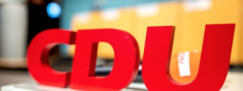 CDU - Foto: Hauke-Christian Dittrich/dpa