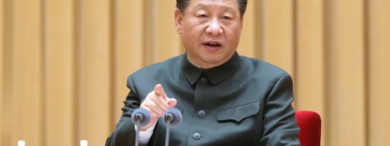 Pr?sident Xi Jinping - Foto: Li Gang/XinHua/dpa