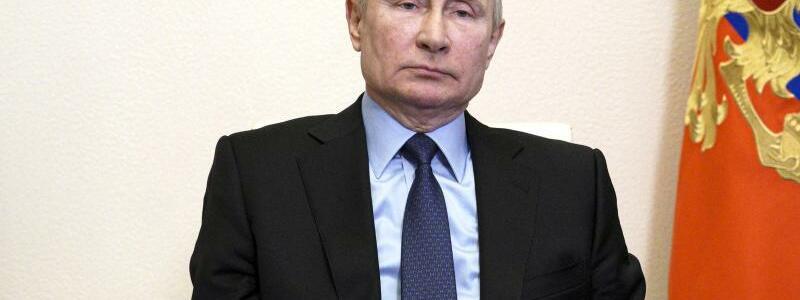 Russlands Pr?sident Putin - Foto: Alexei Druzhinin/Pool Sputnik Kremlin/AP/dpa