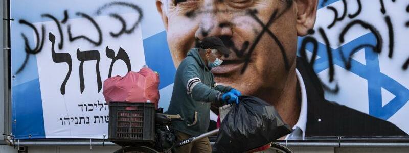 Wahl in Israel - Foto: Oded Balilty/AP/dpa