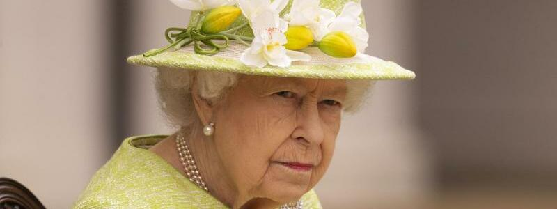 Queen Elizabeth - Foto: Steve Reigate/Daily Express/PA Wire/dpa