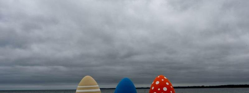 Strand von Travem?nde - Foto: Axel Heimken/dpa