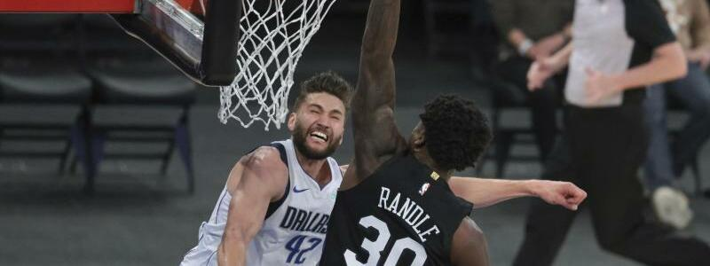 New York Knicks - Dallas Mavericks - Foto: Vincent Carchietta/Pool USA TODAY Sports/AP/dpa