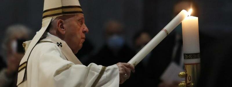 Papst Franziskus - Foto: Remo Casilli/Pool Reuters/AP/dpa