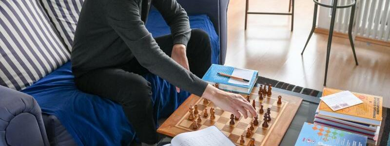 Schachspieler - Foto: Jens Kalaene/dpa-Zentralbild/dpa