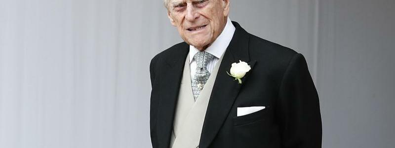 Queen-Ehemann Prinz Philip ist tot - Foto: Alastair Grant/AP Pool/AP/dpa