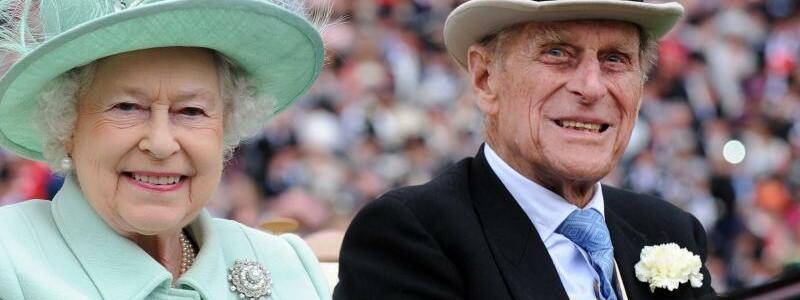 Queen-Ehemann Prinz Philip ist tot - Foto: Andy Rain/EPA/dpa