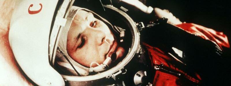 Juri Gagarin - Foto: Lehtikuva/dpa
