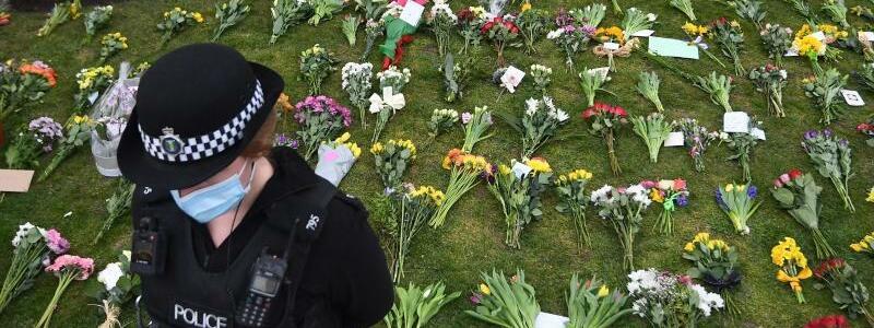 Queen-Ehemann Prinz Philip ist tot - Foto: Victoria Jones/PA Wire/dpa