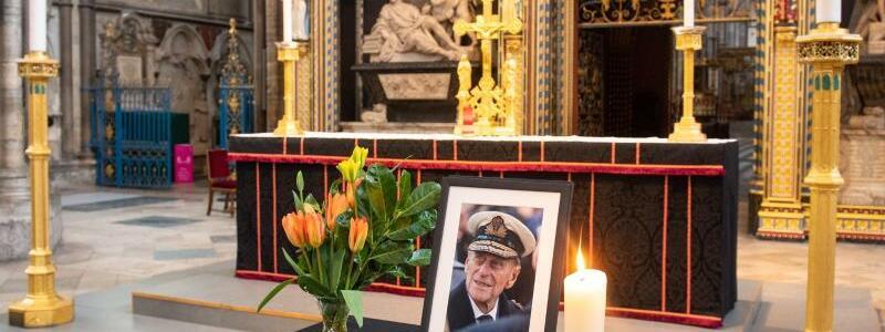Gedenken an Prinz Philip - Foto: Dominic Lipinski/PA Wire/dpa