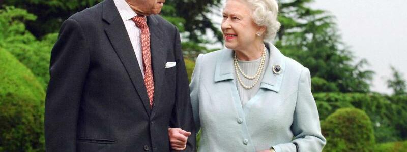 Queen + Prinz Philip - Foto: Fiona Hanson/PA Wire/dpa