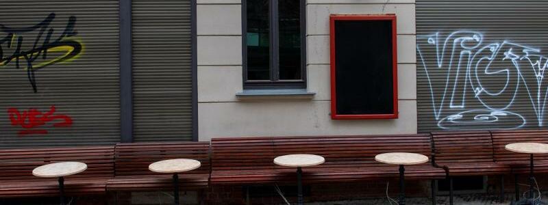 Geschlossen - Foto: Hendrik Schmidt/dpa-Zentralbild/dpa
