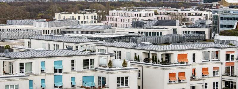 Wohnungen - Foto: Fabian Sommer/dpa