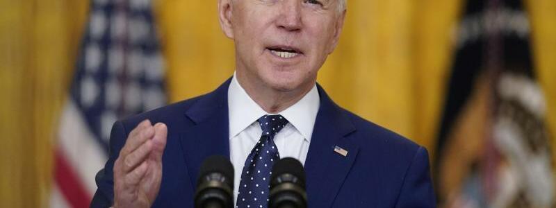 Joe Biden - Foto: Andrew Harnik/AP/dpa