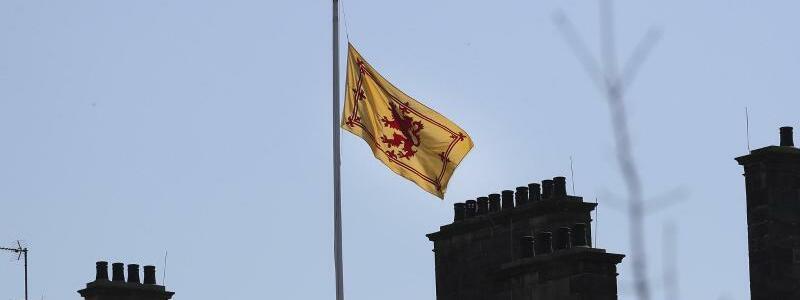 Schottland - zur Beisetzung des britischen Prinzen Philip - Foto: Scott Heppell/ap/dpa