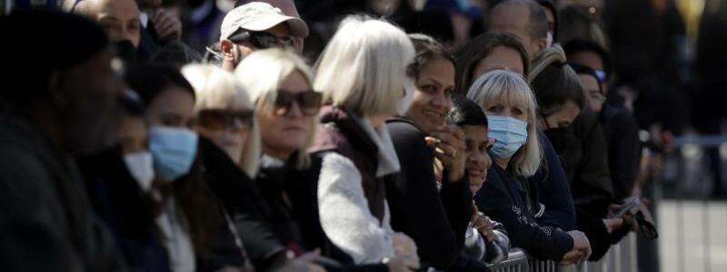 Trauerfeier und Beisetzung von Prinz Philip auf Schloss Windsor - Foto: Matt Dunham/AP/dpa