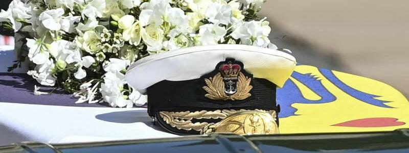 Trauerfeier und Beisetzung von Prinz Philip auf Schloss Windsor - Foto: Leon Neal/Pool Getty/AP/dpa