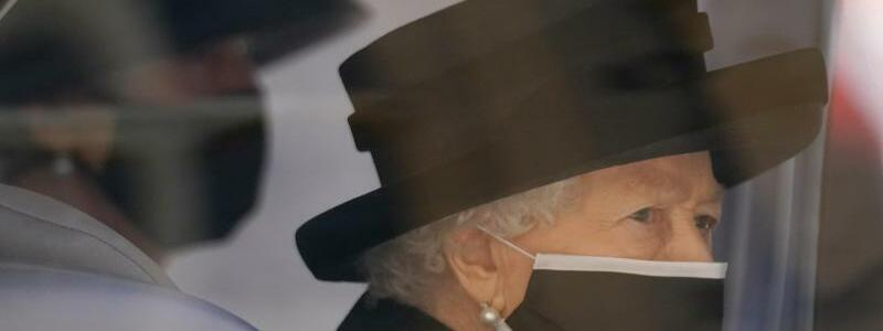 Trauerfeier und Beisetzung von Prinz Philip auf Schloss Windsor - Foto: Victoria Jones/PA Wire/dpa