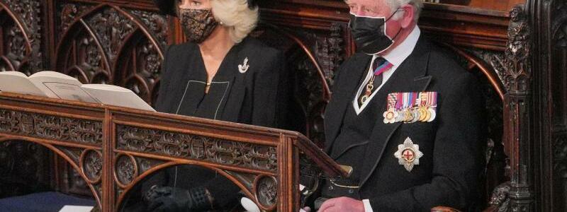 Trauerfeier und Beisetzung von Prinz Philip auf Schloss Windsor - Foto: Dominic Lipinski/PA Wire/dpa