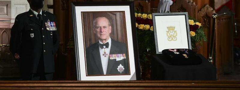 Beisetzung des britischen Prinzen Philip - Foto: Sean Kilpatrick/The Canadian Press via ZUMA/dpa