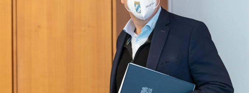 CSU-Chef Markus S?der - Foto: Peter Kneffel/dpa-Pool/dpa