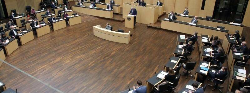 Bundesrat ber?t ?ber Infektionsschutzgesetz - Foto: Wolfgang Kumm/dpa