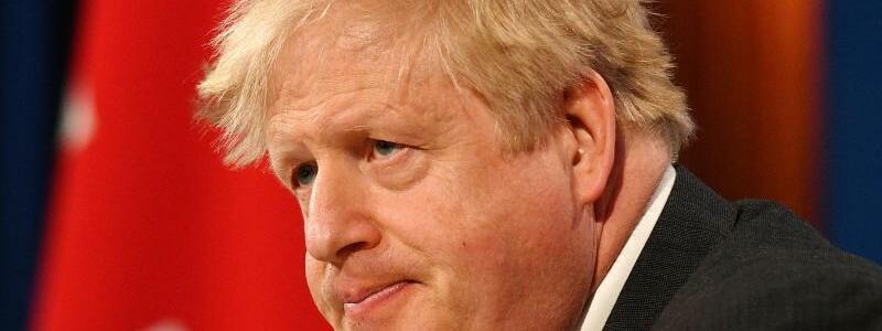 Premier Boris Johnson - Foto: Justin Tallis/PA Wire/dpa
