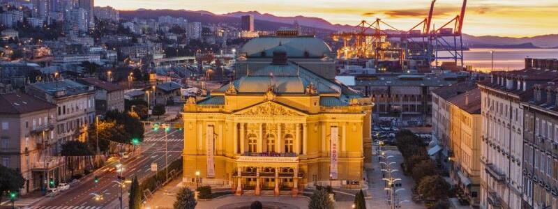 Rijeka - Foto: Borko Vukosav/Rijeka 2020 European Capital of Culture/dpa