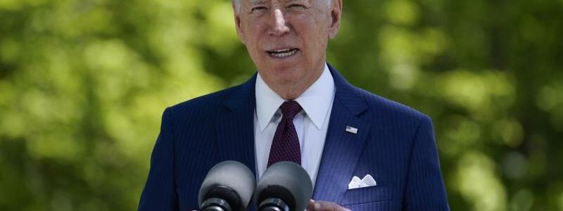 Joe Biden - Foto: Evan Vucci/AP/dpa