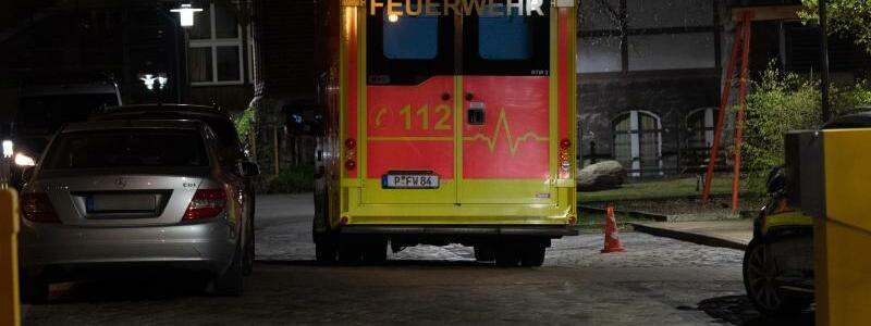 Potsdamer Klinik - Foto: Paul Zinken/dpa-Zentralbild/dpa