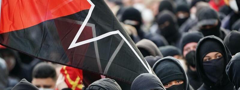 Demonstration in Berlin - Foto: Michael Kappeler/dpa
