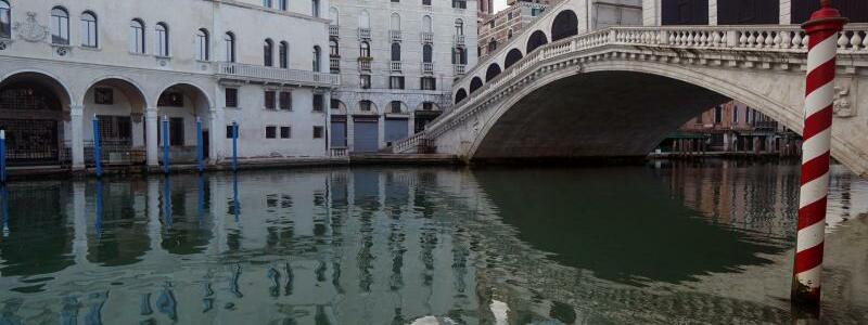 Venedig - Foto: Anteo Marinoni/LaPresse/AP/dpa