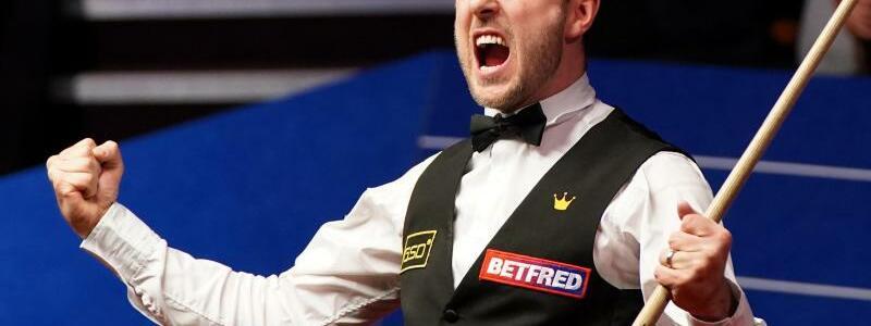 Snooker-Weltmeister - Foto: Zac Goodwin/PA Wire/dpa