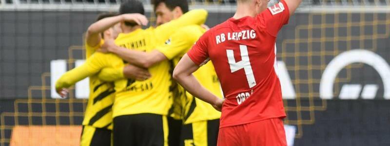 RB-Pleite beim BVB - Foto: Bernd Thissen/dpa