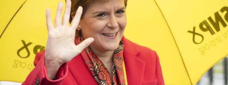 Nicola Sturgeon - Foto: Jane Barlow/PA Wire/dpa