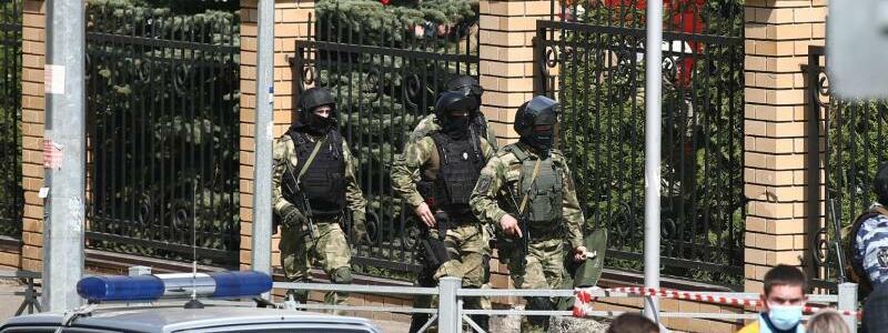 Angriff auf russische Schule - Foto: Yegor Aleyev/Tass/dpa