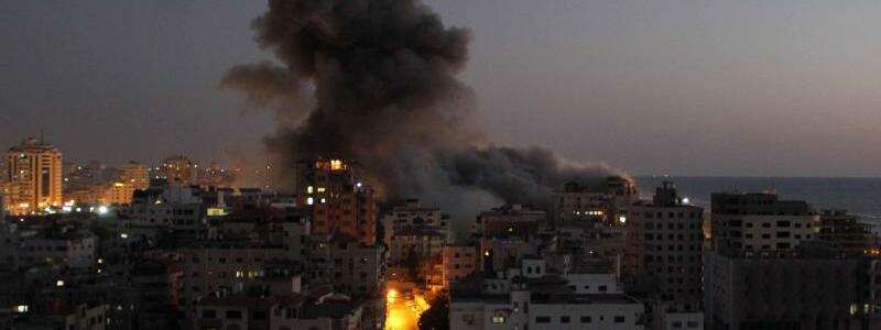 Konflikt in Nahost - Foto: Rizek Abdeljawad/XinHua/dpa